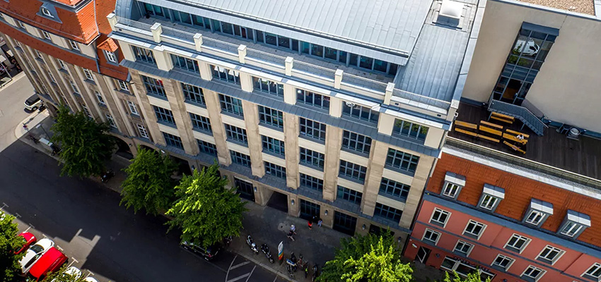 Hochschule Fresenius in Berlin